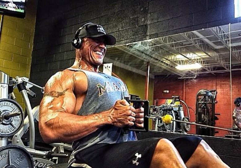 the_rock_muscles_workout