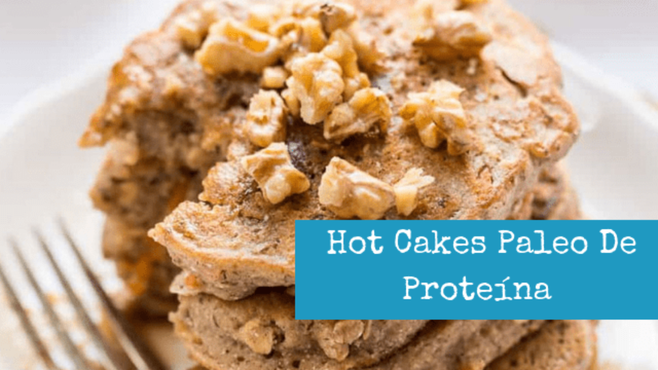 Hot Cakes De Proteìna