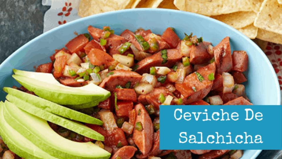Ceviche De Salchicha