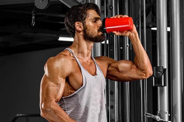 Gym-protein
