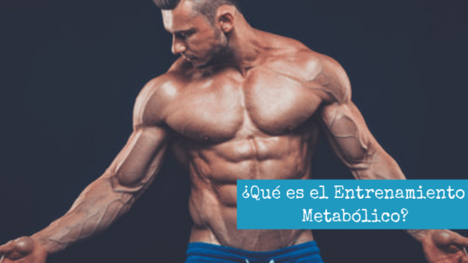 Entrenamiento Metabolico