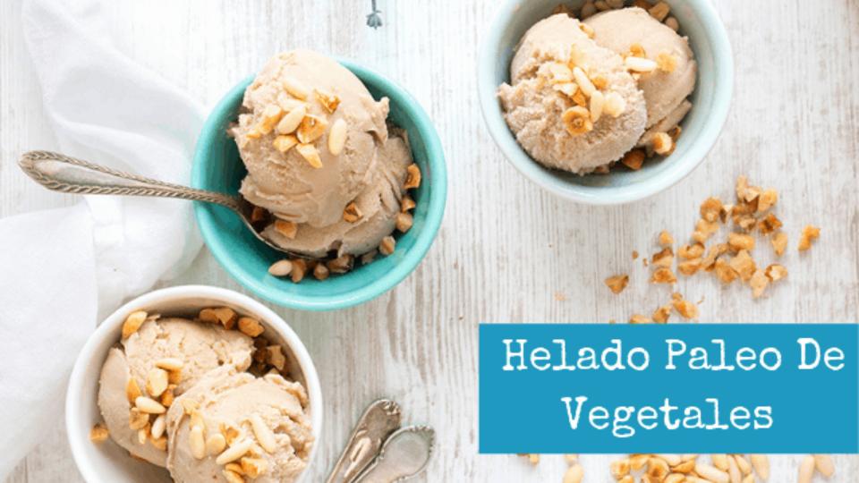 Helado Paleo De Vegetales
